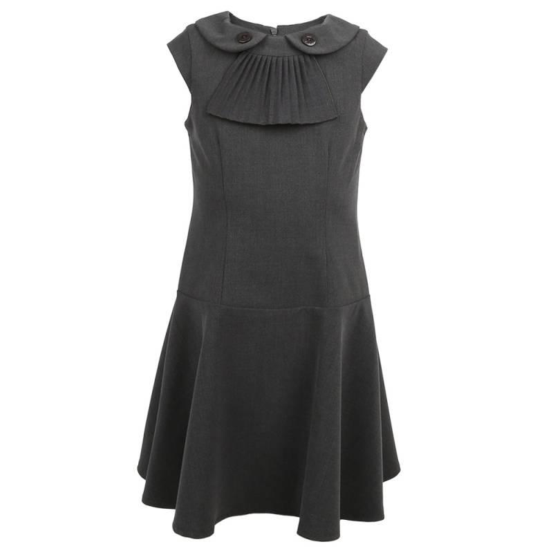 Купить Платье SkyLake, цв. серый, 146 р-р, Детские платья и сарафаны