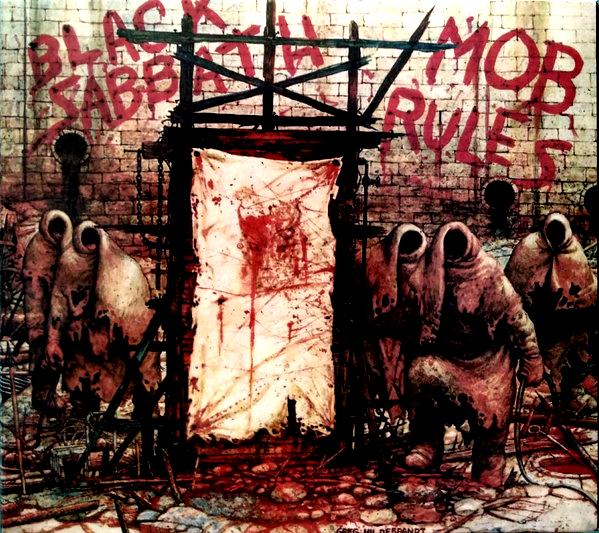 Mob Rules (Deluxe Edition) (2CD) Black Sabbath