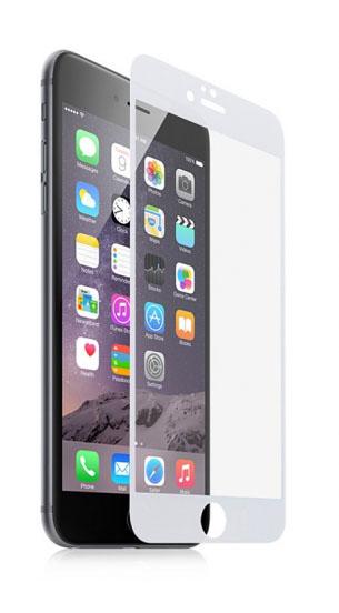 Защитное стекло Onext для Apple iPhone 6 Plus White