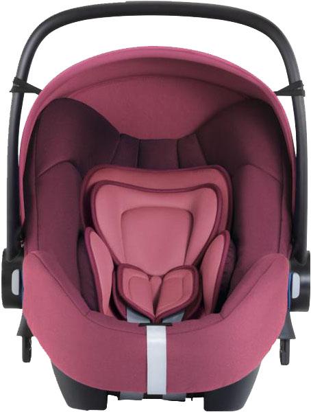 Автокресло Britax Römer Baby-Safe2 i-Size Wine Rose