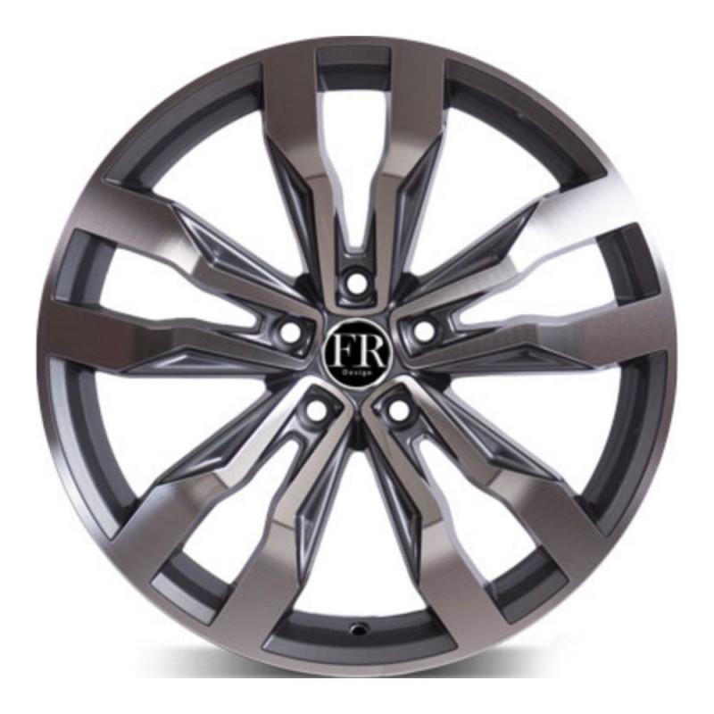 Колесные Диски Replica FR Volkswagen VV5333 8,5\\R20 5*112 ET41 d57,1 BMF