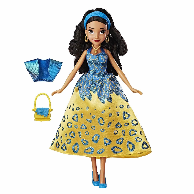 Купить Кукла Disney Princess Елена из Авалора - Модный фестиваль E0109, Классические куклы