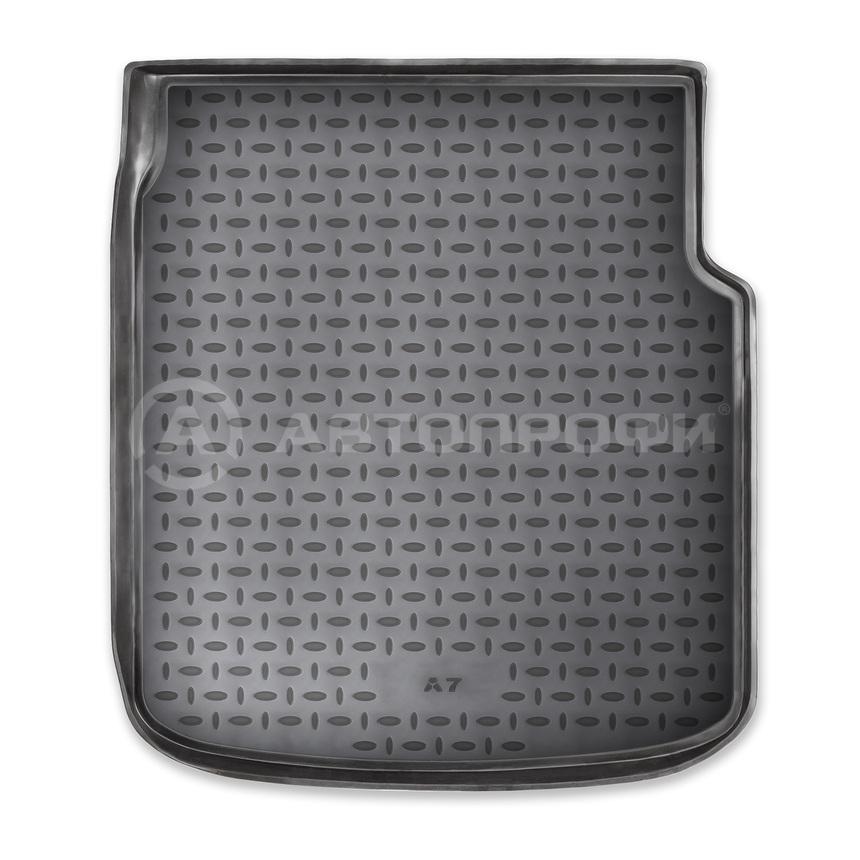 Коврик в багажник для Mercedes-Benz S-Class W222 Long 2013- / 86270