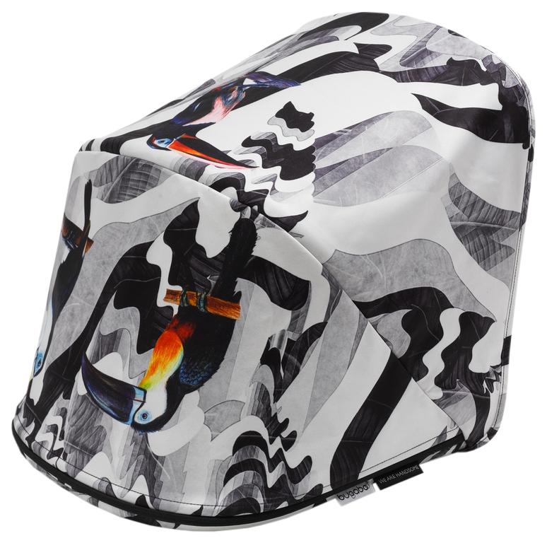 Купить Капюшон сменный для коляски Bugaboo Fox (Бугабу Фокс) WAH2 230411WAH01, Комплектующие для колясок
