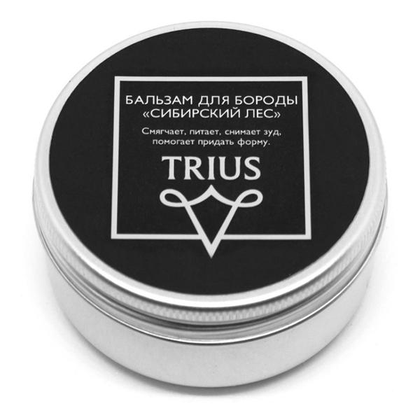 Бальзам для бороды Trius Сибирский лес