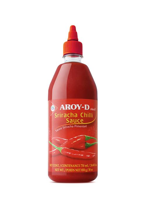 Соус шрирача  Aroy-D 35% перца чили 850 г