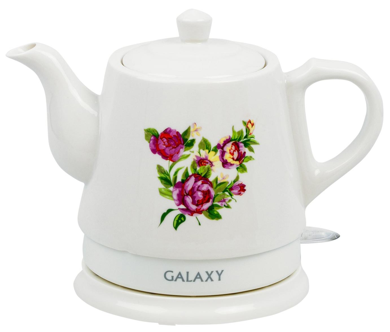 Чайник электрический Galaxy GL 0502 White