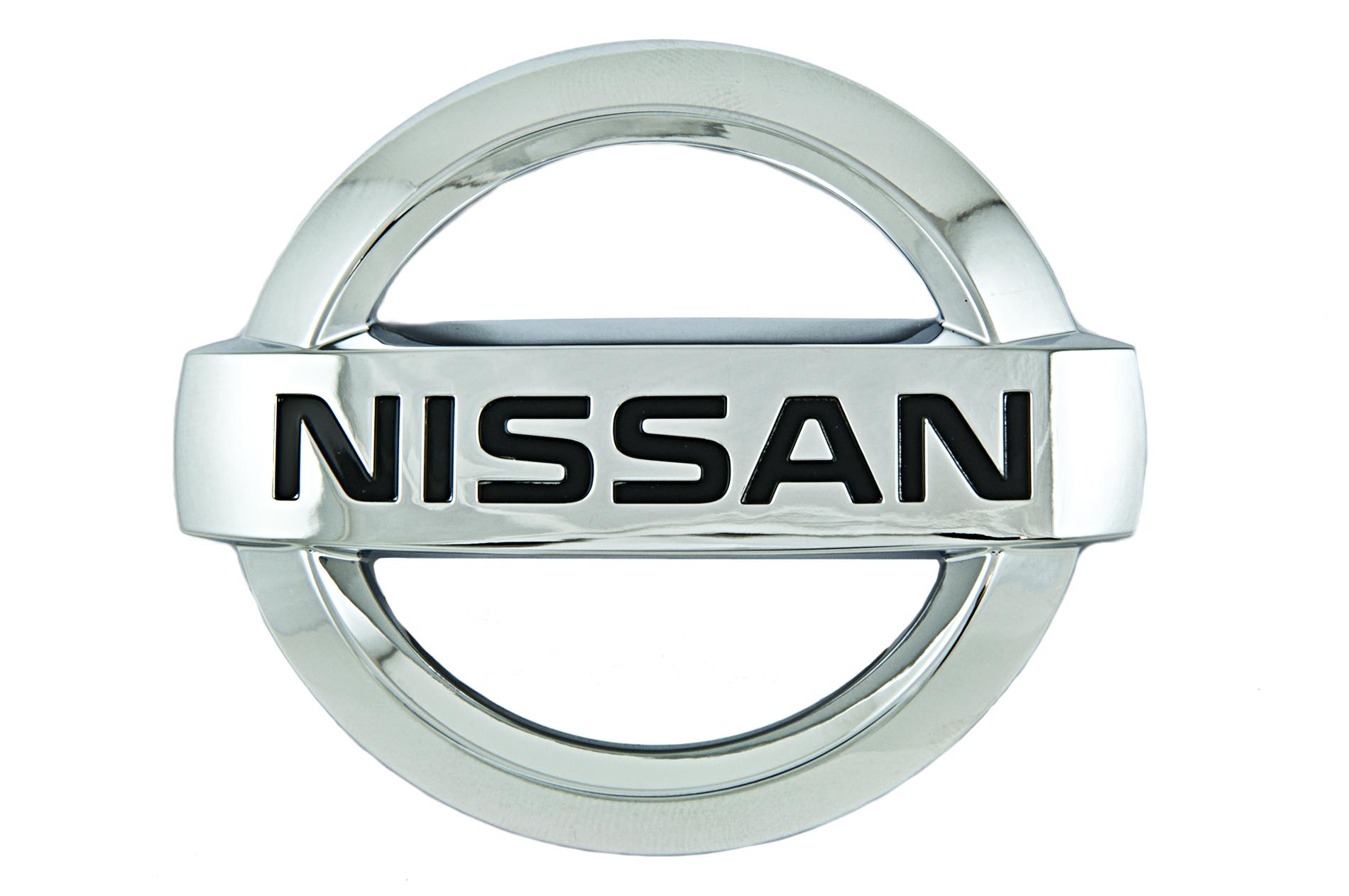 Эмблема NISSAN 84896jn04a