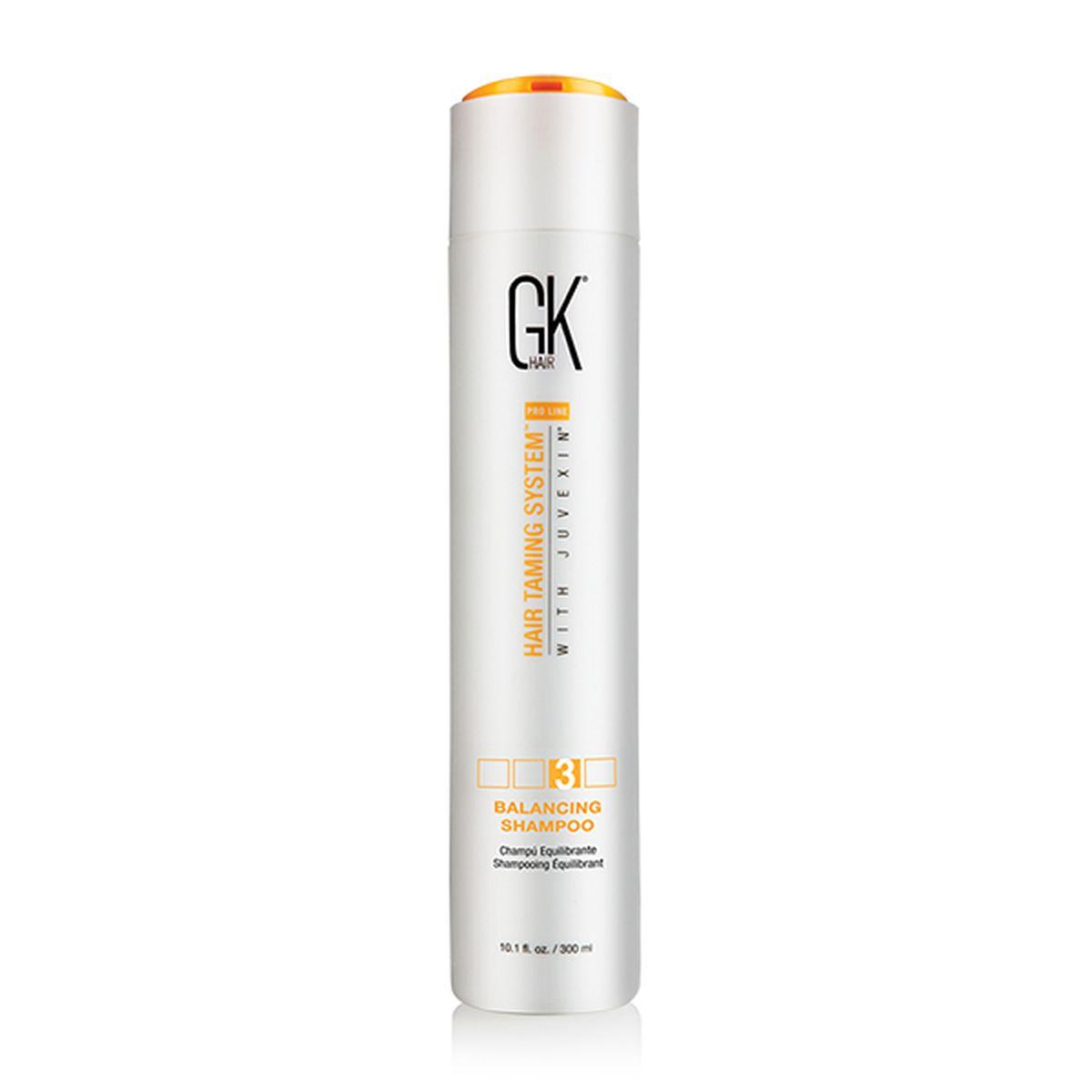 Купить Шампунь GKhair балансирующий Balancing Shampoo 300 мл, Global Keratin
