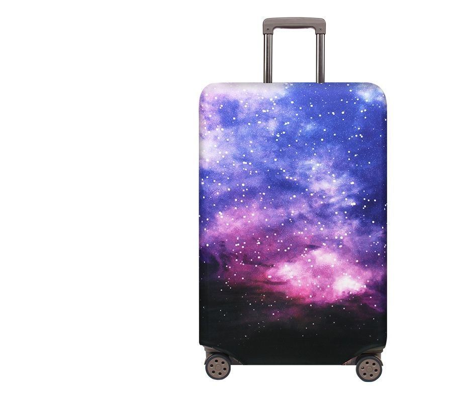 Чехол для чемодана Travelkin Звездное небо L фото