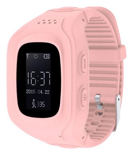 Детские смарт часы Jet Kid Next Pink/Pink