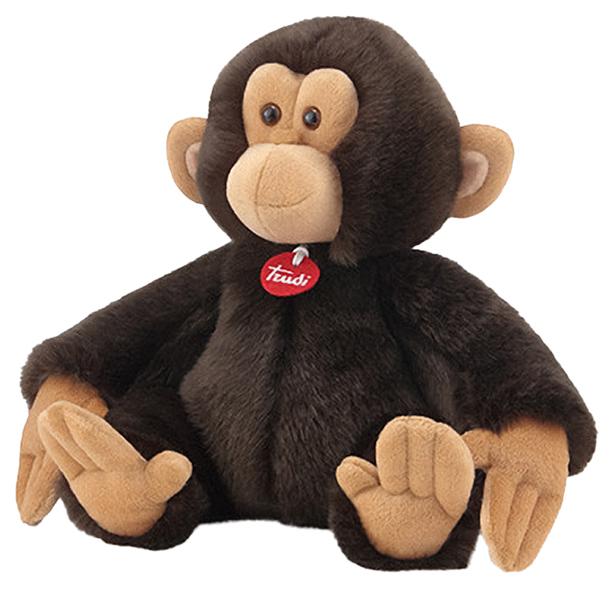 Купить Мягкая игрушка Trudi Обезьяна Пако 37 см 27424,