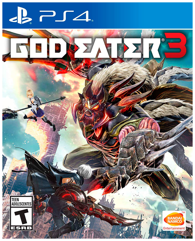 Игра God Eater 3 для PlayStation 4 фото