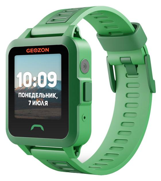 Смарт-часы Geozon G-W03GRN фото