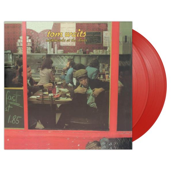 Виниловая пластинка Tom Waits Nighthawks At The Diner (2LP), Anti-  - купить со скидкой