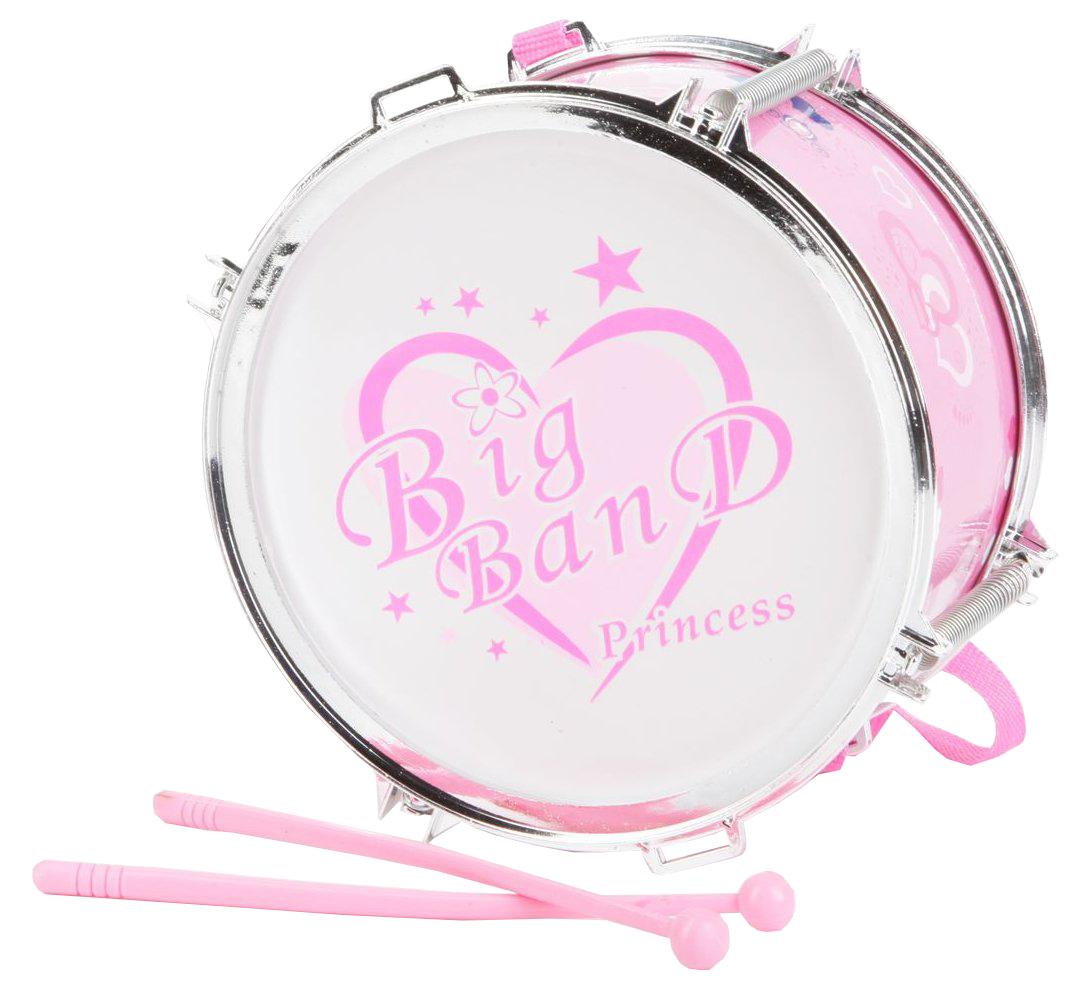 Игрушечный барабан Shenzhen Toys Big Band Princess фото