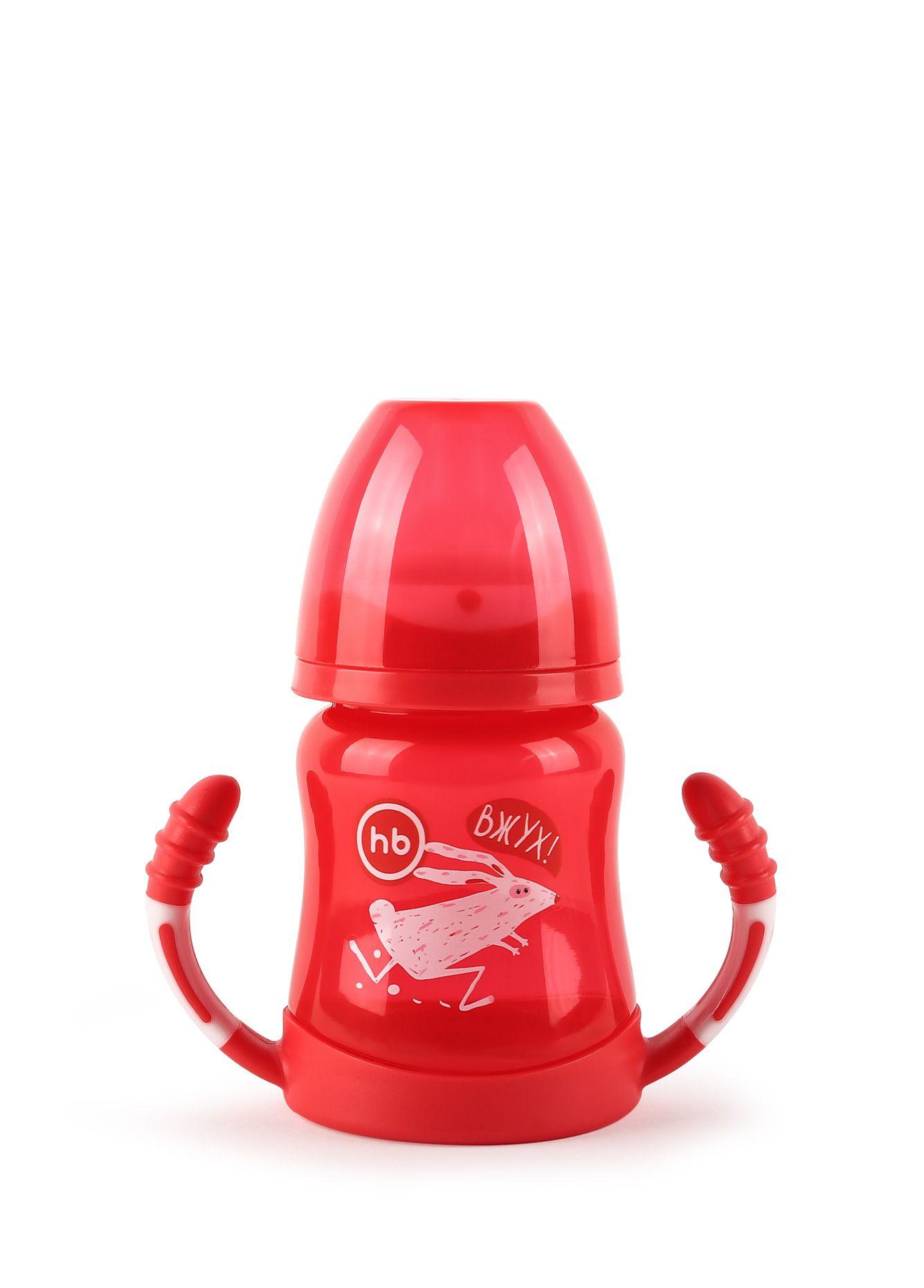 Купить Поильник для кормления с ручками Happy Baby FEEDING CUP Ruby, Поильники