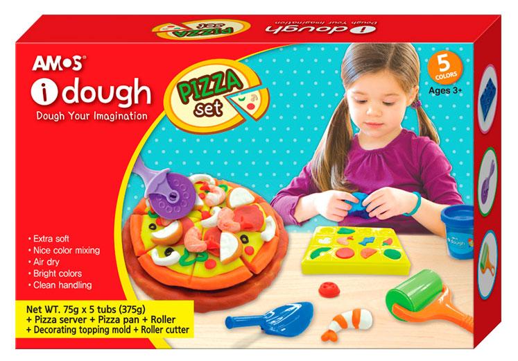 Набор для лепки AMOS Пиццерия