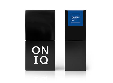 Гель-лак для покрытия ногтей Oniq Pantone: Princess Blue, 10 мл фото
