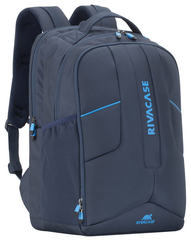Рюкзак для ноутбука RIVACASE Borneo 7861 Темно-синий 17,3\