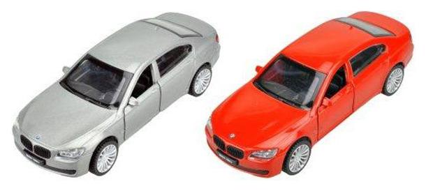 Купить Машинка Пламенный мотор 1:46 BMW 760 в ассортименте, Игрушечные машинки