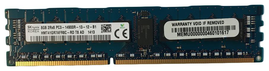 Оперативная память Hynix HMT41GR7AFR8C-RD