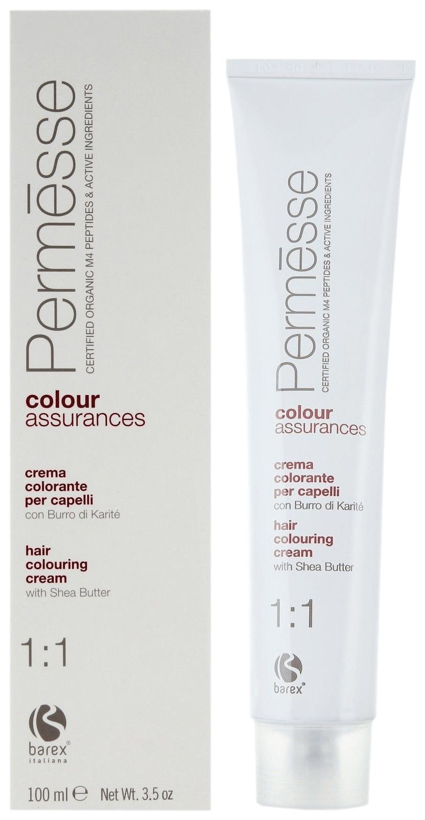 Краска для волос Barex Permesse 5.0003 Светлый