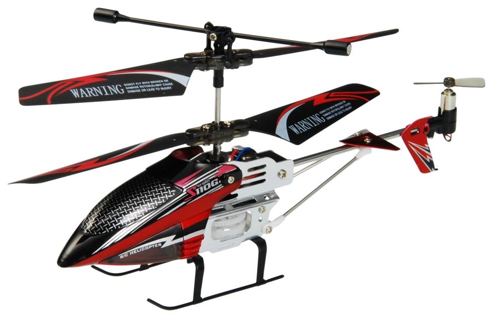 Радиоуправляемый вертолет Syma S110G Gyro
