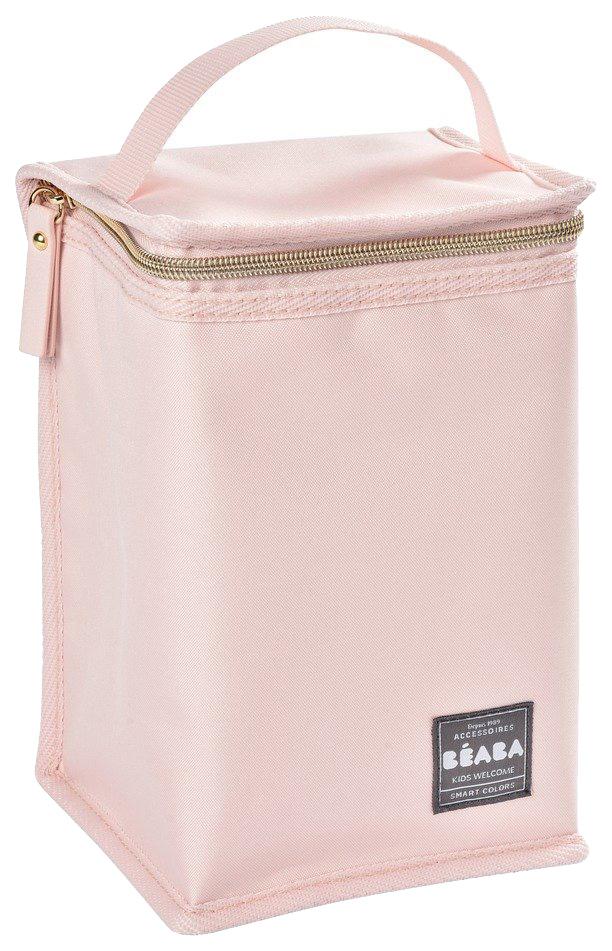 Термосумка для детского питания Beaba Изотермическая Розовая