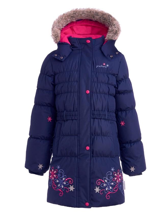Пальто зимнее Premont WP91352 синий р.152 Wp91352 dark blue