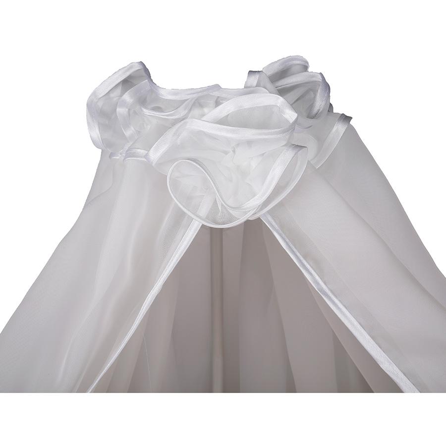 Балдахин для детской кроватки BAMBOLA 150x400 Белый 188
