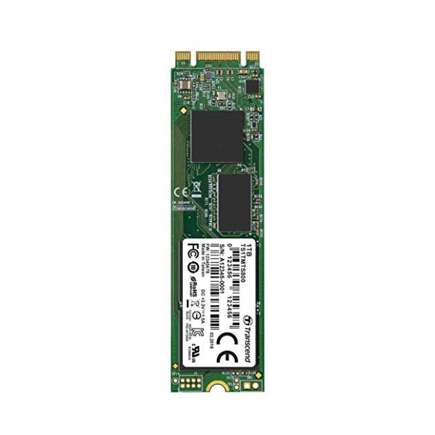 Внутренний SSD накопитель Transcend MTS800S