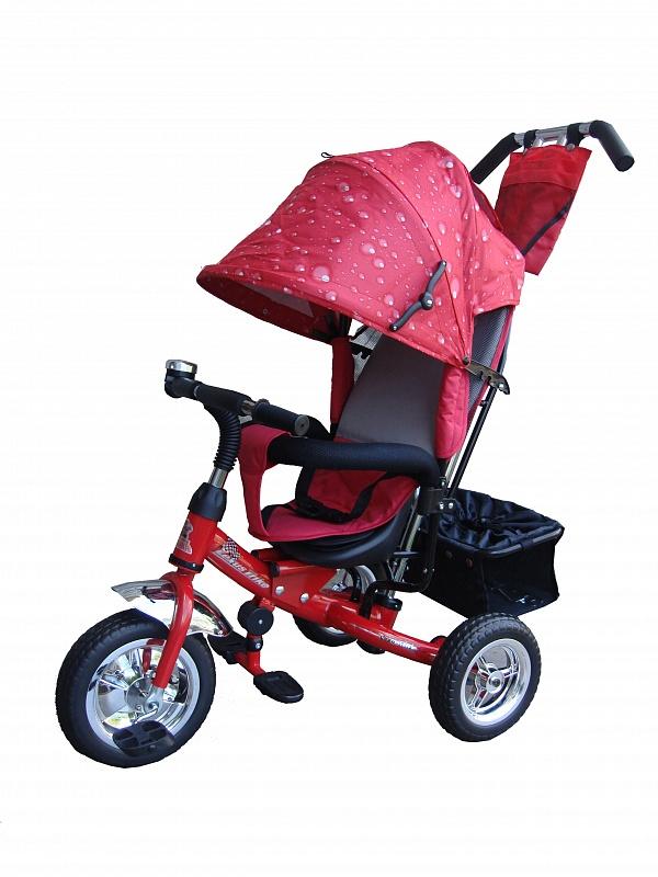 Велосипед детский Lexus Trike MS-0521 Next Pro красный