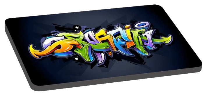 Матрас для животных PerseiLine №2 Граффити ЛД 102/Г
