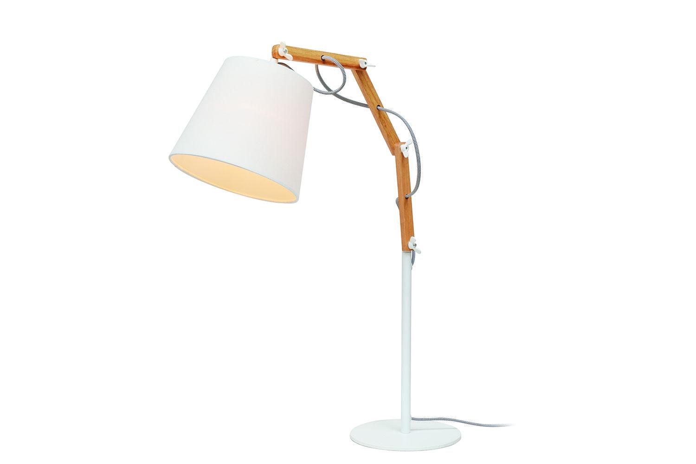 Настольная лампа Arte Lamp Pinoccio A5700LT 1WH