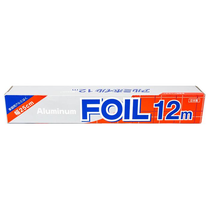 Фольга пищевая, 25 см x 12 м