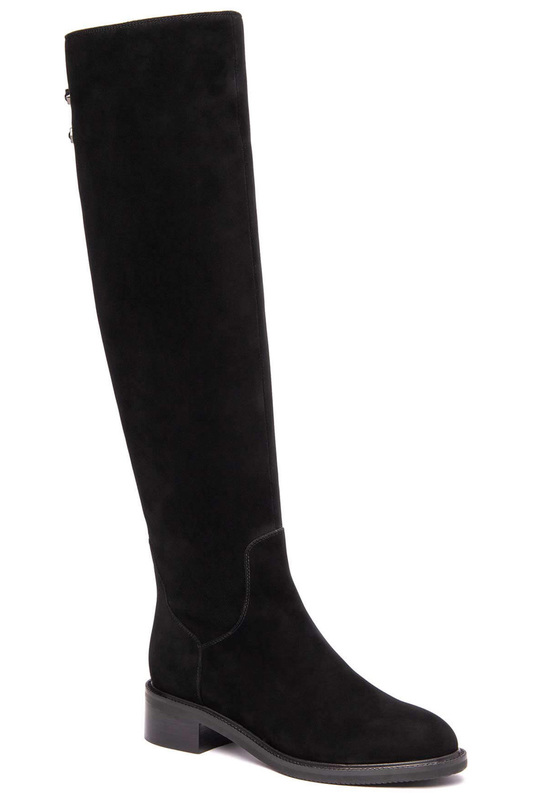 Женские сапоги Vitacci 93309M черные 36