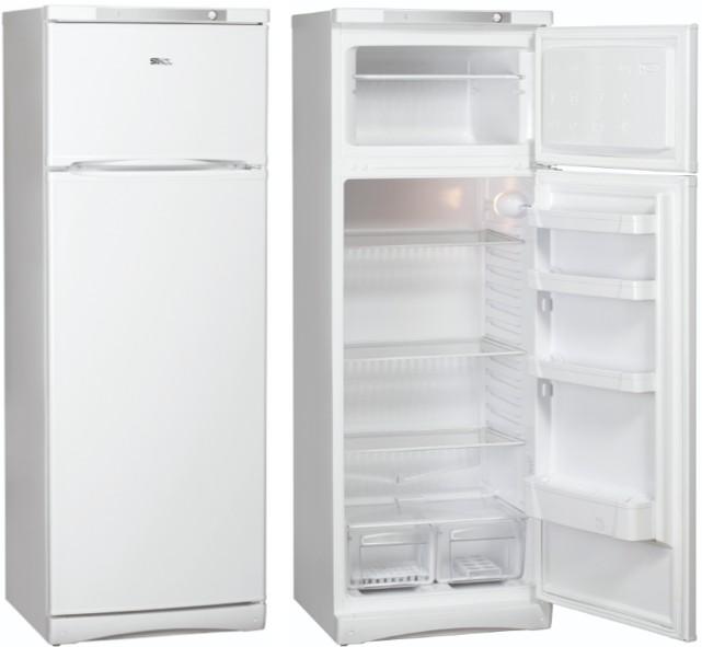 Холодильник Stinol STT 167 White
