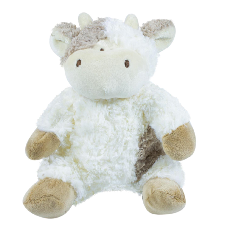 Купить Мягкая игрушка Teddykompaniet Коровка Вера, 20 см, 2604, Мягкие игрушки животные