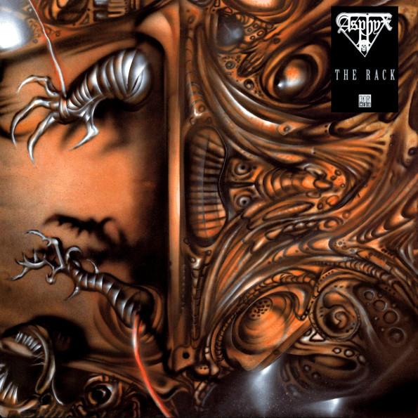 Asphyx The Rack (Anniversary Edition)(2CD) Sony Music