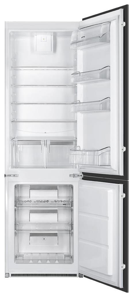 Встраиваемый холодильник Smeg C7280NEP White фото