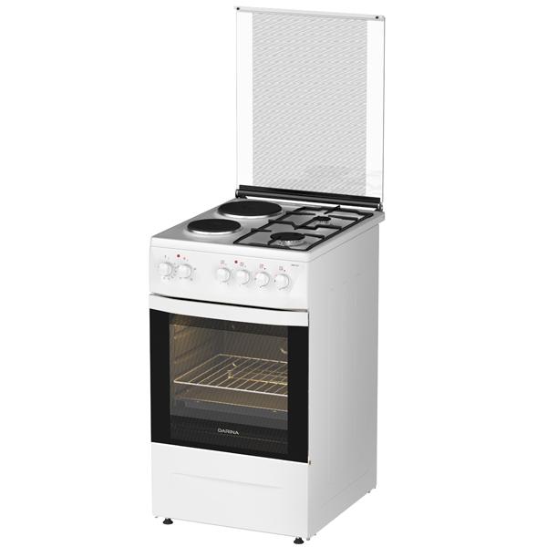 Комбинированная плита Darina 1D KM241 337W White