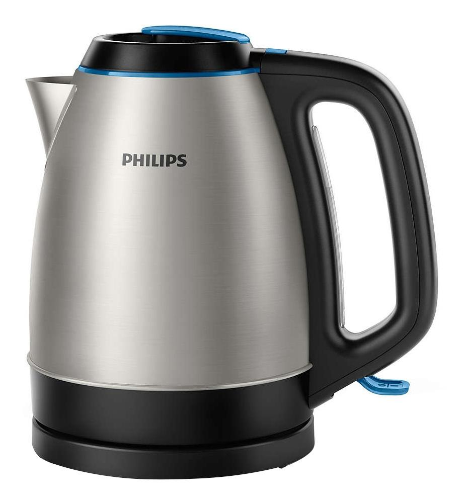 Чайник электрический Philips HD9302/21 Silver/Black