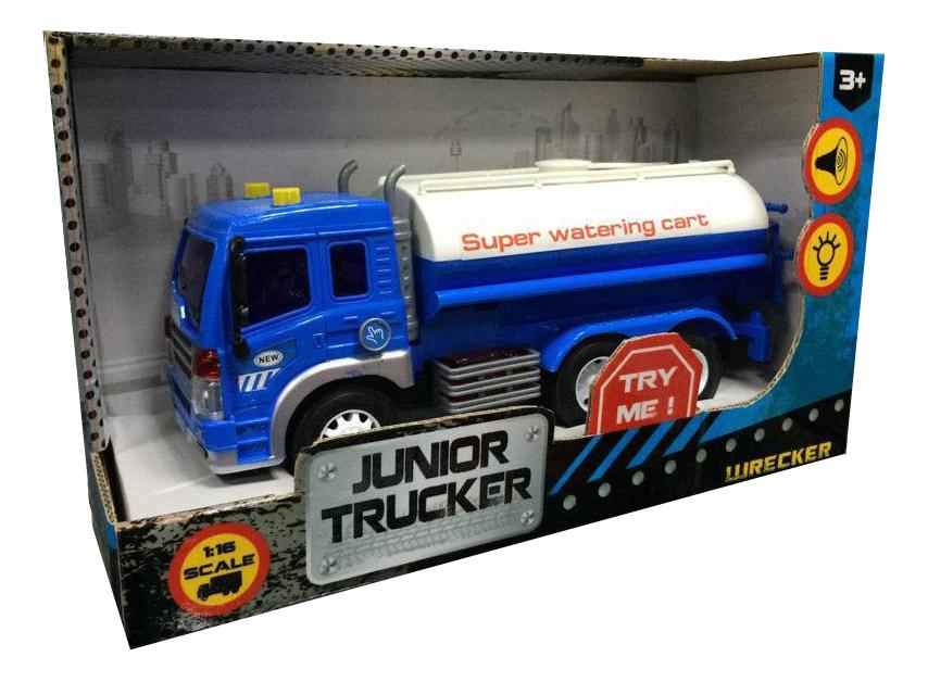 Купить Junior Tracker. Водовоз, Водовоз 1:16 33014, Dave Toys, Строительная техника
