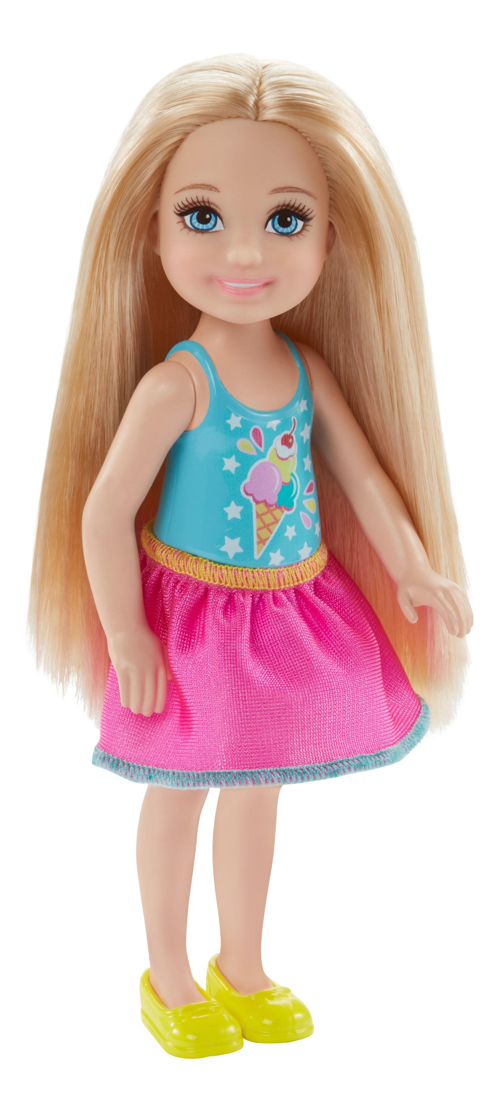 Купить Кукла Barbie Челси DWJ33 DWJ27, Куклы Barbie