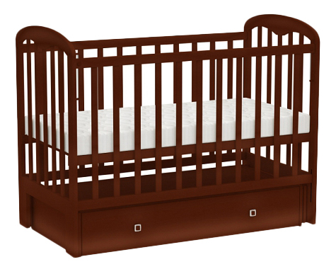 Кровать-маятник детская Фея 328 Орех