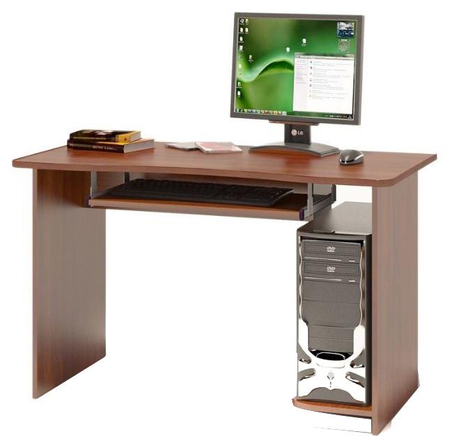 Компьютерный стол СОКОЛ КСТ-04 120x60x74, венге