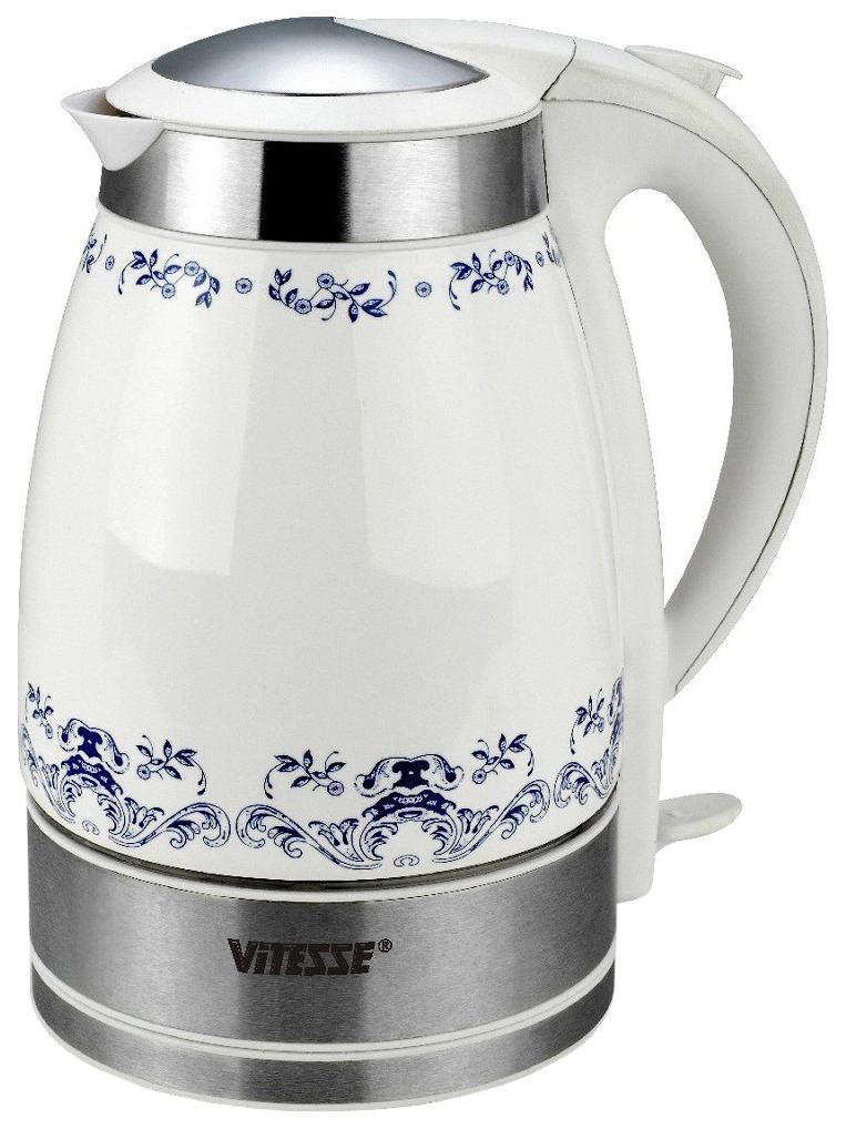 Чайник электрический Vitesse VS 151 White