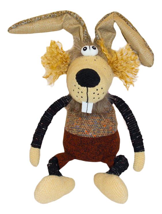Купить Кролик Робин, Мягкая игрушка Gulliver Кролик Робин 19 см, Мягкие игрушки животные