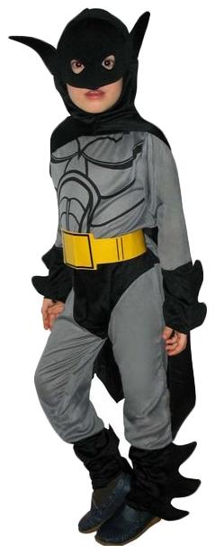 Карнавальный костюм Snowmen Бэтмен с желтым поясом